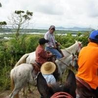 Horseback trecks