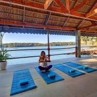 Yoga in Panama, Hotel Bocas del Mar