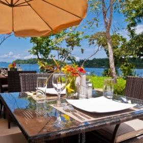 The Bar & Restaurant, Hotel Bocas del Mar