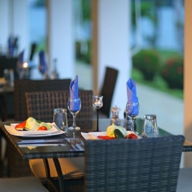 The Bar & Restaurant, Hotel Bocas del Mar