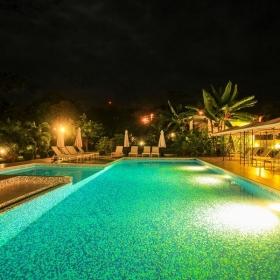 The Swimming Pools, Hotel Bocas del Mar.